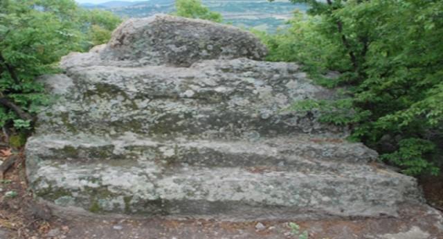 Най-древният слънчев часовник- открит в Хасково